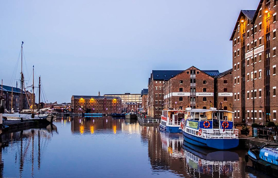 Gloucester Docks always events on here