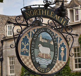 Northleach Sign