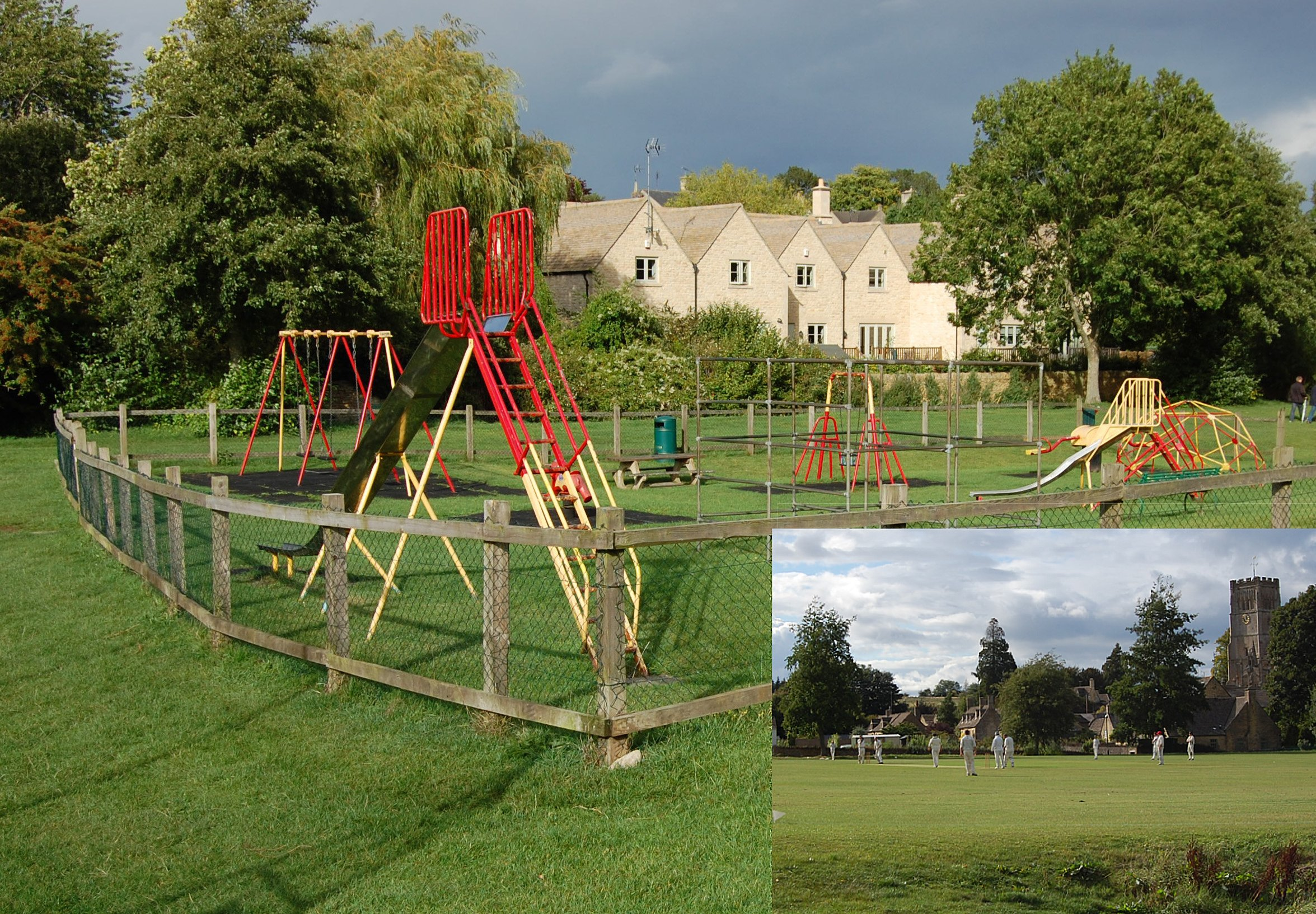 King George's Fields, Northleach